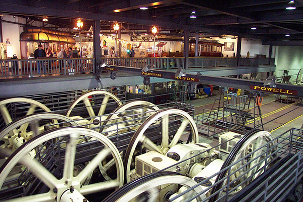 The Cable Car Museum