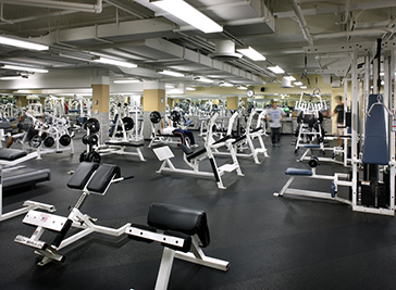 24 Hour Fitness San Francisco