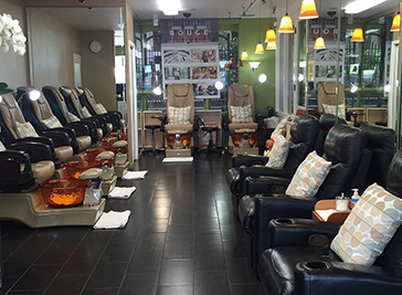 New Zen Spa Nail Salon